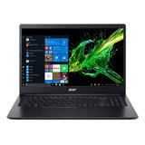 Notebook Acer A315-22 Negra 15.6 , Amd A4-series 9120e  4gb De Ram 500gb Hdd, Amd Radeon M4 1366x768px Windows 10 Home