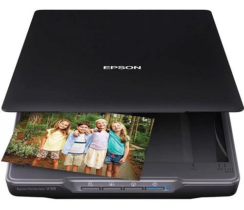 Escáner Epson Perfection V39 Color Usb Hasta 4800dpi