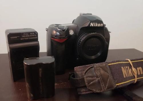Nikon D70s Body Excelente Estado. Poco Uso (17000 Disparos)
