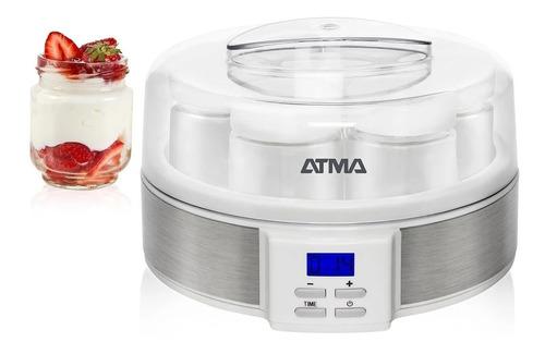 Yogurtera Atma Ym3010n Digital Lcd 7 Jarros 200ml Timer Hyt