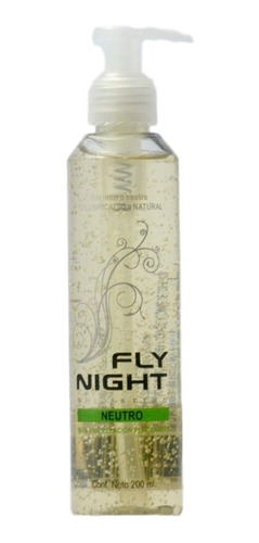 Lubricante Intimo Neutro Fly Night 200 Ml