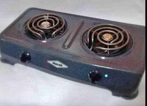 Cocina Eléctrica De 1 Y 2  Hornilla Haceb Original
