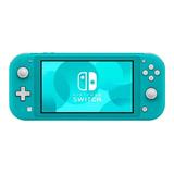 Nintendo Switch Lite 32gb Standard Color  Turquesa