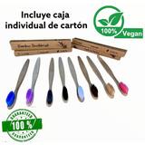 Cepillo De Dientes Bambú Bamboo E - Unidad a $1700