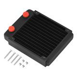 Cobre Radiador Disipador De Calor Del Equipo De Refrigeració