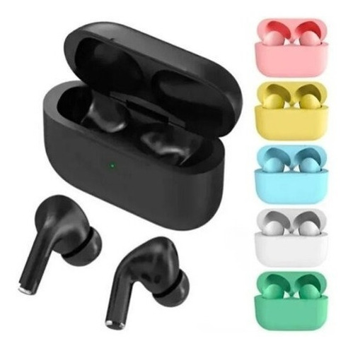 Auriculares Bluetooth Inalambricos AirPods Pro 3 Tws Color