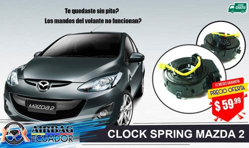 Cinta Clock Spring Mazda 3 - Mazda 6 - Mazda Bt50  Mazda 2 Foto 6