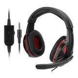 Auriculares Gamer Ps4 Celular Pc Xbox One Con Micrófono Clic