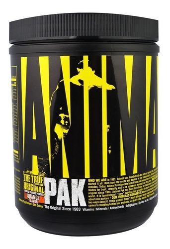 Animal Pak 383 Gr 44 Serv Universal Nutrition Usa Multivitamínico