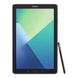 Tablet  Samsung Galaxy Tab A Con S Pen 2016 Sm-p580 10.1  16gb Black Con 3gb De Memoria Ram