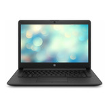 Laptop Hp 14-ck2091la Negra 14 , Intel Core I3 10110u  4gb De Ram 128gb Ssd, Intel Uhd Graphics 620 1366x768px Windows 10 Home
