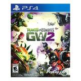 Plants Vs. Zombies: Garden Warfare 2 Standard Edition Electronic Arts Ps4 Físico