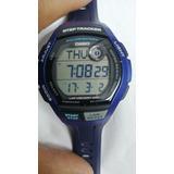 Reloj Casio Multi Alarma, Contra Agua Ws2000h-2av. Vhcf
