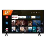 Smart Tv Tcl S-series 43s6500 Dled Full Hd 43  100v/240v