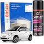 Filtro Cabine Ar Condicionado Fiat 500 Cinquecento + Spray Original