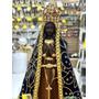 Imagem Nossa Senhora Aparecida 17cm Com Manto Linda! Original