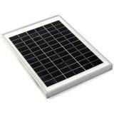Painel Placa Solar Fotovoltaica 10w Inmetro