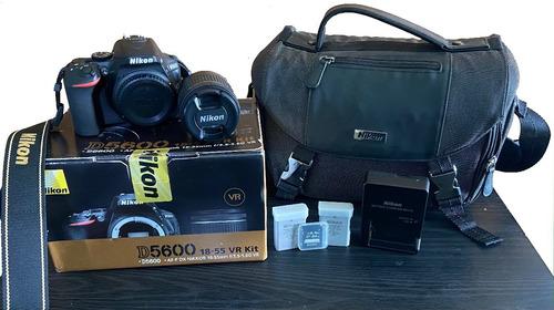 Camara Reflex Nikon D5600