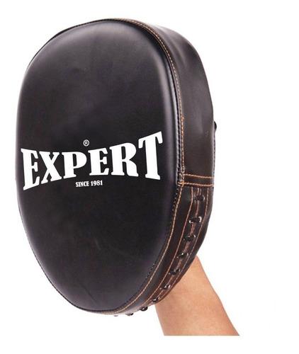 Foco Boxeo Y Artes Marciales Escudo Doble Agarre - El Rey