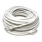 Cable Utp Cat 6 Gigabit Red Internet Ponchado X 20 Metros