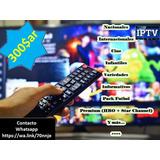Televisión Digital (iptv)/p Android - Demo X 3 Hs