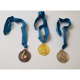 Medalla Premio Futbol De 6cm Trofeo Goleador Mejor Jugador