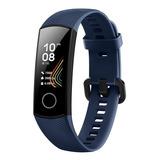 Smartwatch Honor Band 5 0.95  Malla  Midnight Navy De  Silicona Crs-b19s