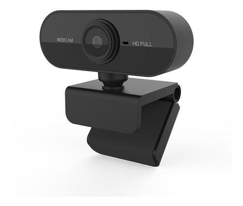 Full Hd 1080p Webcam Microfone Visão 360º Computador Câmera