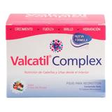 Valcatil Complex Nutrición Cabellos Uñas Polvo 15 Sobres