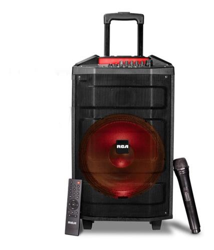 Bafle Portatil Rca Rsparty 8 Bluetooth C/control Y Microfono