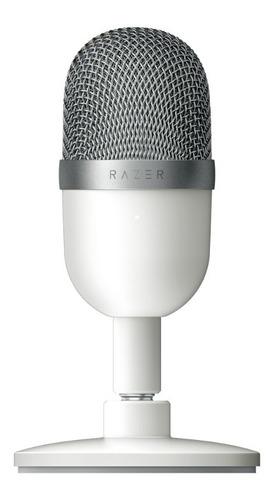 Micrófono Razer Seiren Mini Usb Supercardioide Mercury