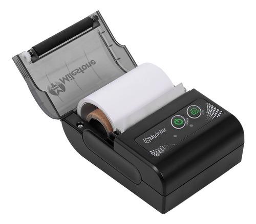 Impresora Térmica De Recibos Mht 58mm Usb+bluetooth Phone