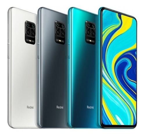 Xiaomi Redmi Note 9s Note9s 128gb + Funda Gratis Techmovil