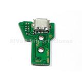 Repuesto Puerto Carga Usb Joystick Ps4 Jds-055 Jds-050