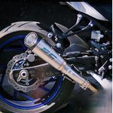 Escape Deportivo Sc Project Para Moto Punta Fibra De Carbono