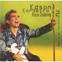 Cd Edson Cordeiro - Disco Clubbing Original