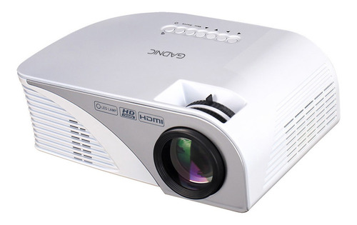 Proyector Wifi 1200 Lumens Clases Oficina 1080p Led Gadnic