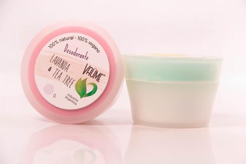 Vaume Desodorante Lavanda Tea Tree