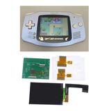 Pantalla Ips V2 Retroiluminada Compatible Co Gameboy Advance