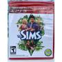 Jogo The Sims 3 Para Ps3 Novo Lacrado Mídia Física Aproveite Original