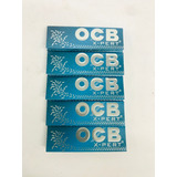 5 Papel Ocb X-pert Blue N1 50 H Candyclub Local Once