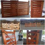 Tranqueras - Puertas Y Portones