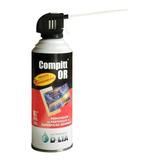 Gas Comprimido Delta Compitt Or 450 Grs. Para Limpieza De Pc