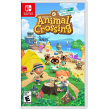 Animal Crossing New Horizons Para Nintendo Switch Físico