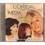 Cd Loreal Paris / Coletanea Nacional - Novo E Lacrado - B321 Original