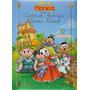 Livro Turma Da Monica - Contos De Andersen, Grimm E Perrault Original