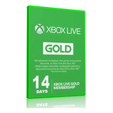 Xbox Gold Ultimate 14 Dias Codigo Original Entrega Rapida
