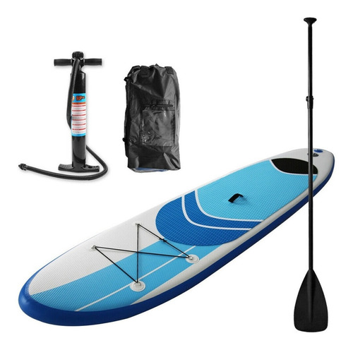 Tabla Stand Up Inflable 10 Ft Paddle Surf All-round Playa