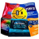 Caja De 50 Condones Durex Lifestyles One Crown