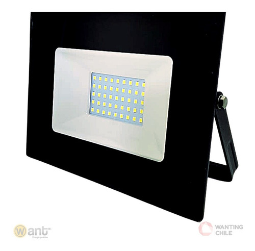 Foco Proyector Led 50w Exterior Pack 3 Unidades